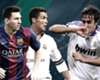 Messi, Ronaldo in UCL goal race
