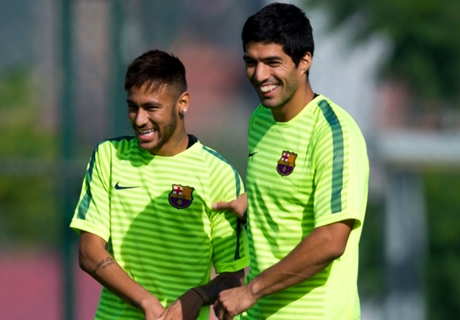 Should Barca Start Suarez?