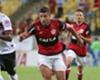 """Emocionado, Ederson fala sobre retorno pelo Flamengo: """"foi um período difícil"""""""