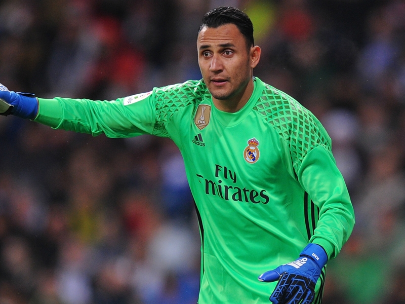 Navas wants long-term stay at Real Madrid