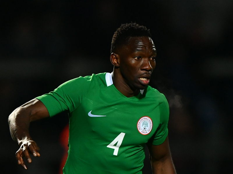 Chelsea defender Omeruo airs frustration at constant loan moves
