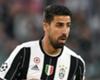 Juve receive Khedira injury boost