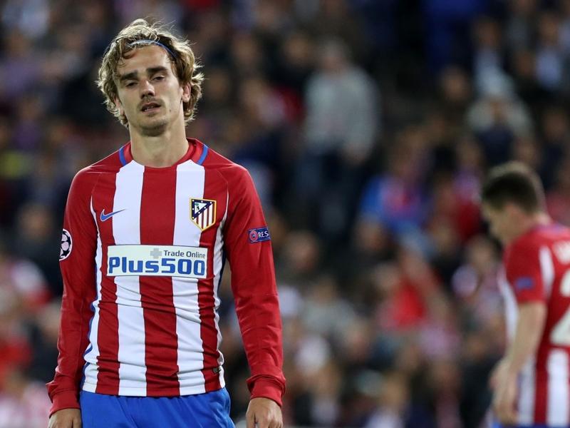 """Atlético Madrid, Griezmann : """"Je suis prêt à partir"""""""