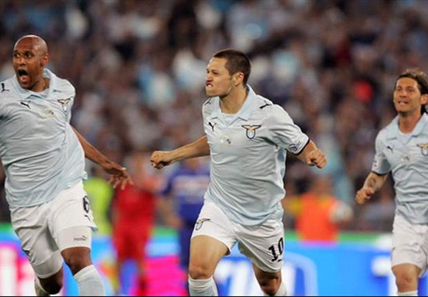 Lazio Edge Sampdoria On Penalties To Claim Fifth Coppa Italia
