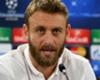 """De Rossi: """"Voor de winst tegen Bayern"""""""