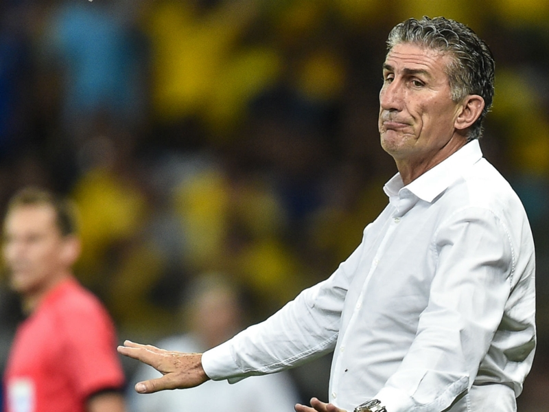 Former Argentina manager Bauza takes charge of UAE