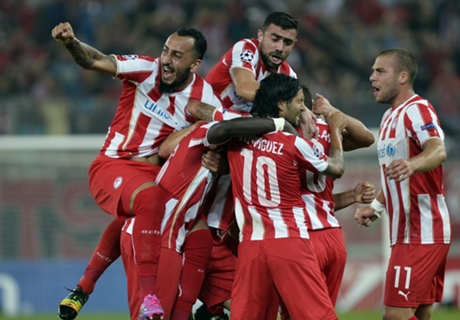 Preview: Olympiakos - Juventus