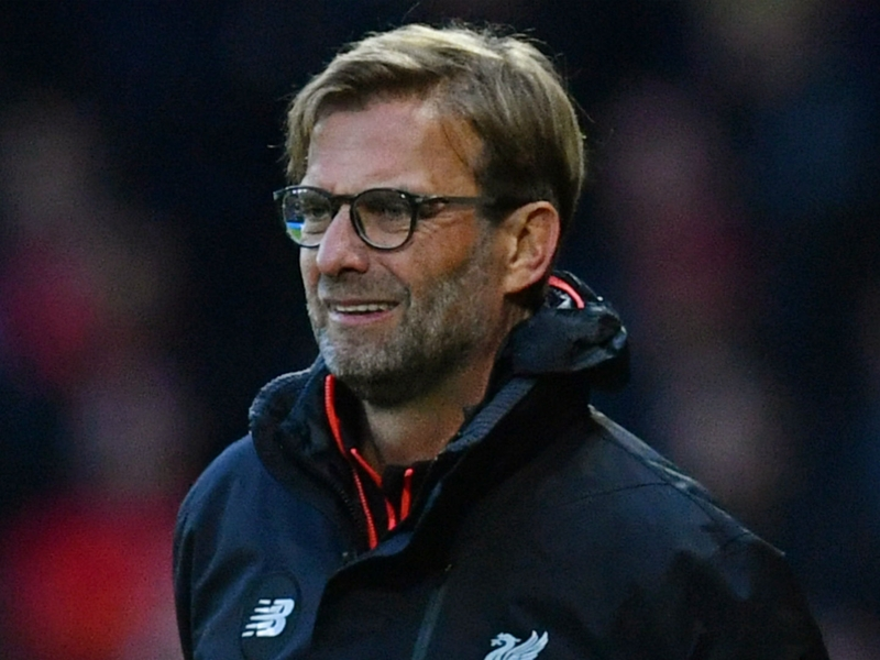 Klopp not turning to drugs to stay positive over Liverpool's top-four hopes