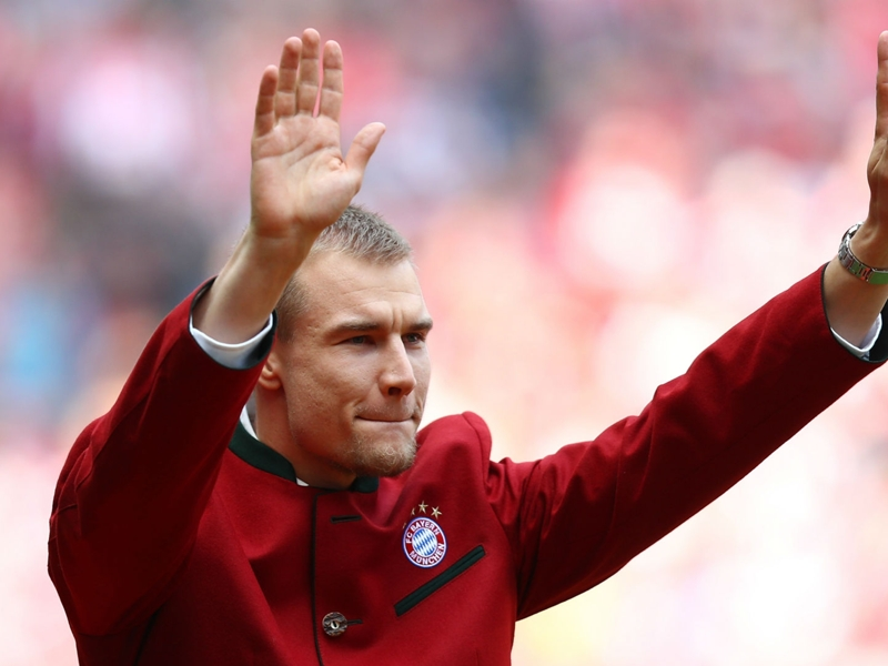 Bayern confirm Badstuber exit as defender looks abroad