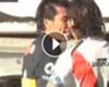 VIDEO: El furioso enfrentamiento entre Medel y Gallardo