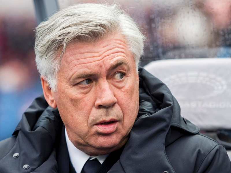 Carlo Ancelotti Tolak Latih Italia?