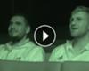 El pánico de los jugadores del United