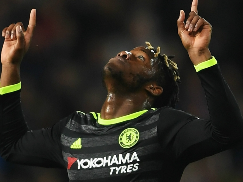 Chelsea title hero Batshuayi reflects on 'stuff of dreams'