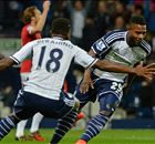 Player Ratings: West Brom 2-2 Man Utd