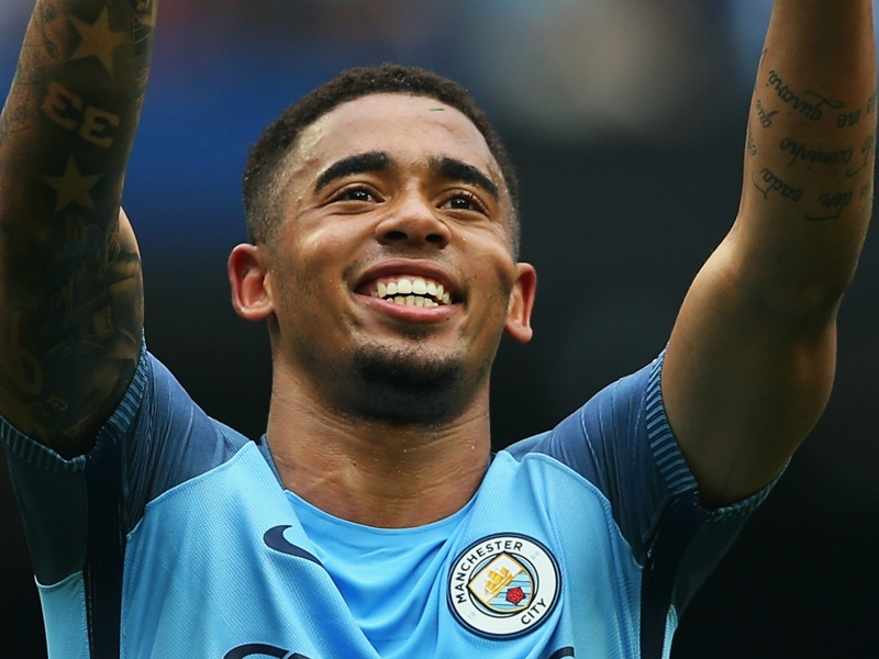 Man City star Gabriel Jesus 'thought the Premier League would be harder'