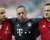 FCB: Ribery verletzt ausgewechselt
