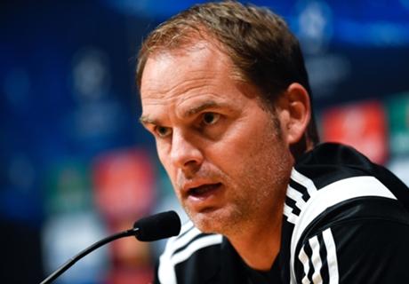 De Boer wants confident Ajax
