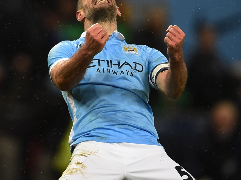 Manchester City confirme le départ de Zabaleta