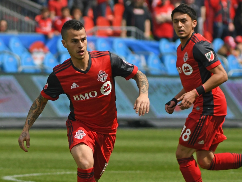 MLS Review: Goals galore as Toronto wins sixth straight
