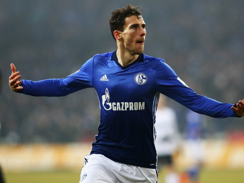 Schalke rubbish talk of Bayern agreement with Goretzka