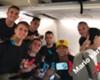 El Barça, enganchado al Mario Kart