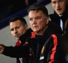 Van Gaal blames errors