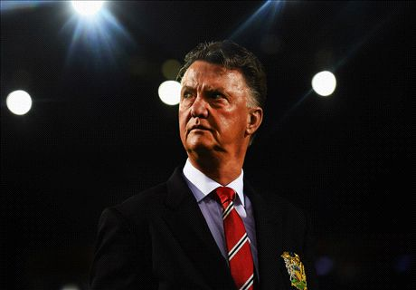 LVG tells Fergie: Winning is not enough
