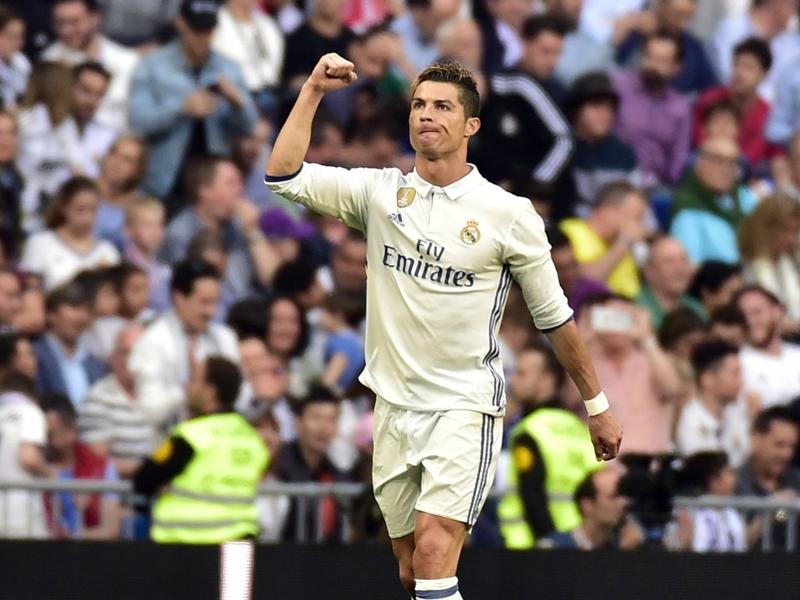 Cristiano Ronaldo scores 400th Real Madrid goal