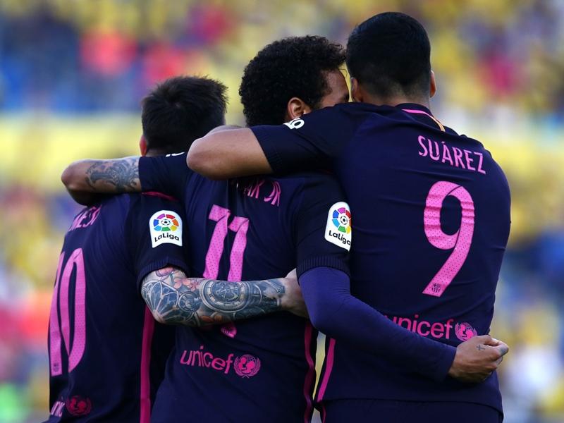 Le Barça croit encore à la Liga et espère un faux-pas du Real Madrid