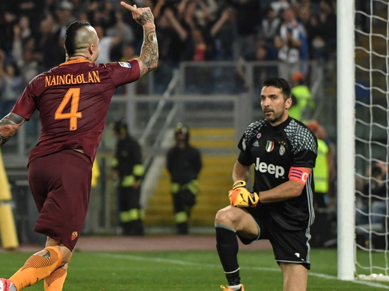 L'AS Roma s'impose face à la Juventus et redonne vie au championnat