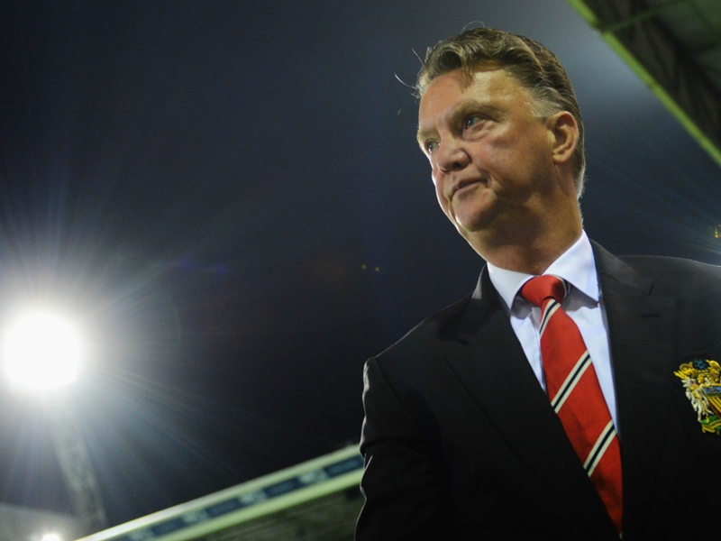 Ultime Notizie: VIDEO - Van Gaal a sorpresa: