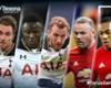 Eriksen Pemain #TerusGerak Tottenham-United