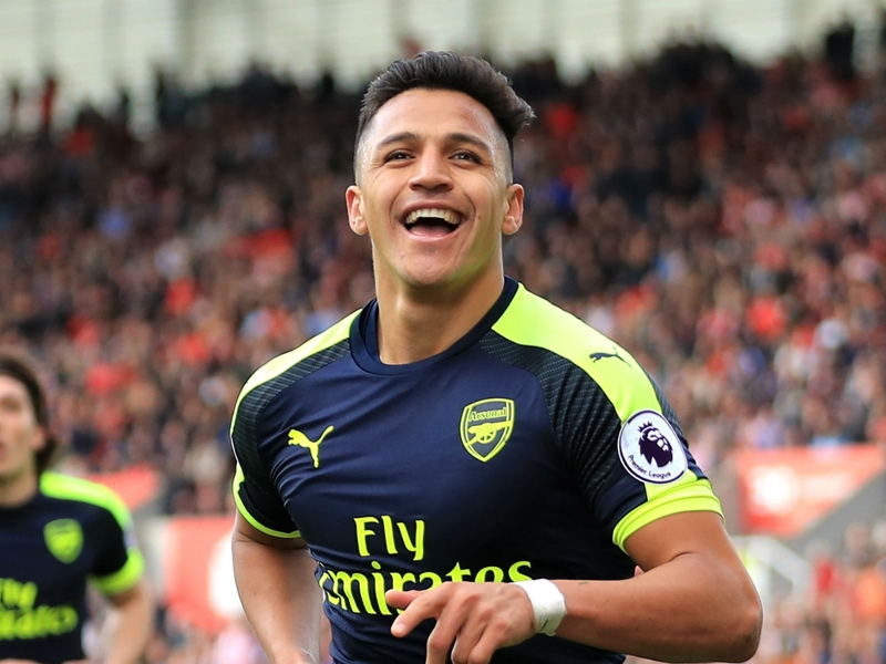 Alexis has become complete player at Arsenal - Wenger