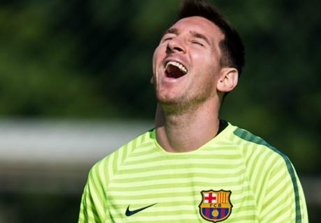 """""""Sin el Barça, no habría récord de Messi"""