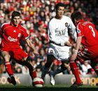 Liverpool and CR7's bogey teams