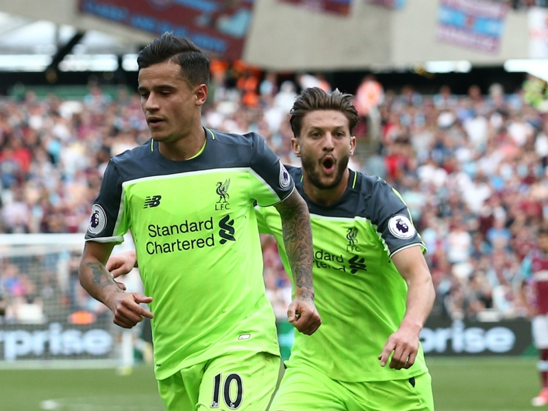 Coutinho's 'magic' talent saluted by Liverpool team-mate Origi