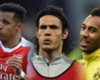 Cavani: Alexis & Auba 'welcome' at PSG