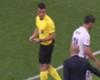 Morata no saludó a Zidane