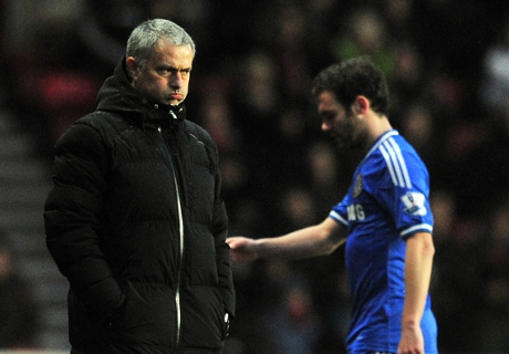 Mata had 'no relationship' with Mourinho