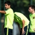 Luis Suarez trained with Lionel Messi and Co. but will not ba available to face Ajax