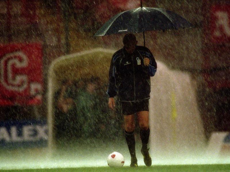 Juventus sconfitta, si torna indietro al diluvio di Perugia: nel 2000 niente Scudetto