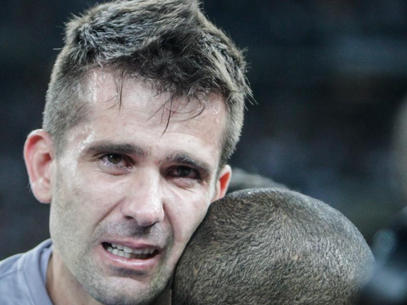 Atlético-MG goleia o Godoy Cruz e garante liderança — Libertadores
