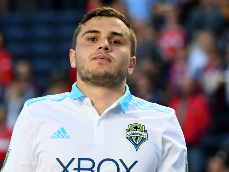 Sounders, USMNT lose Morris for 2018 with ACL tear