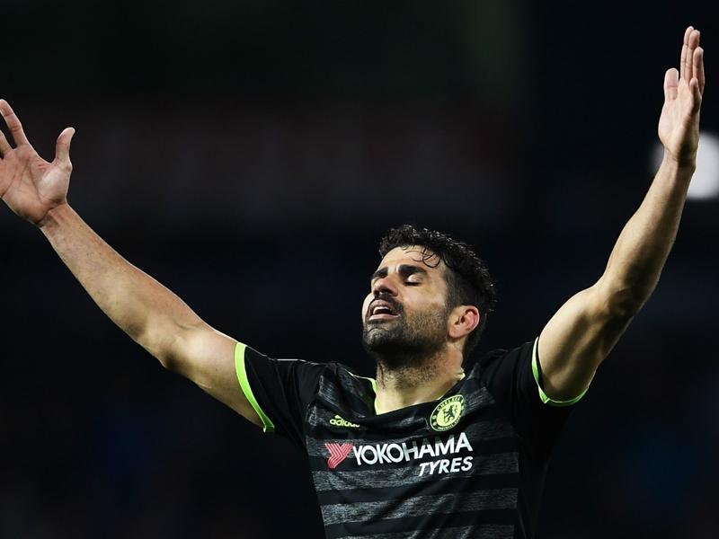 Le Besiktas veut se faire prêter Diego Costa