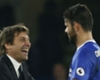 Cantona mocks Conte's Costa text