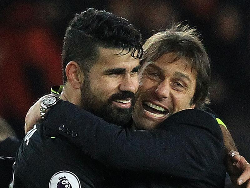 Diego Costa fecha com Atlético, mas será emprestado ao Milan