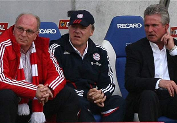 Hoeness admits Heynckes rift following Guardiola appointment