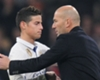 Zidane dismisses James exit talk