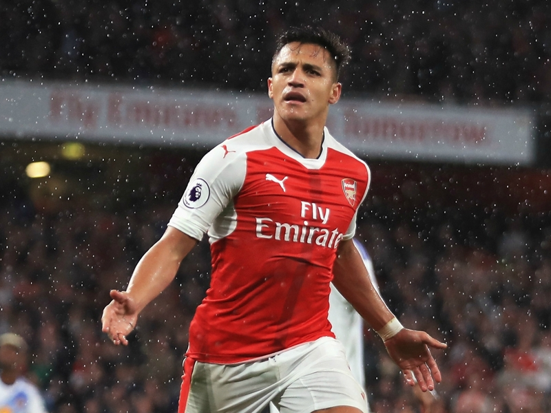 There's no development - Wenger tells Sanchez to respect his Arsenal contract