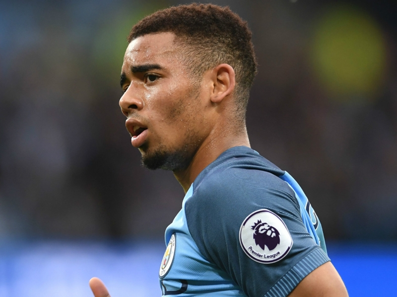 The stats that show Manchester City's Gabriel Jesus is a future superstar